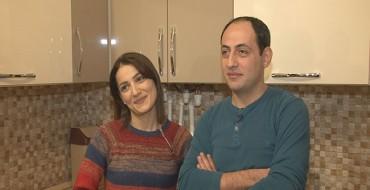 Սամվել Դանիելյան, Սիրանուշ Լազյան