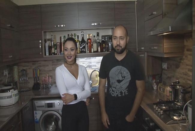 Արմեն Շահվերդյան, Միլենա Ոսկանյան