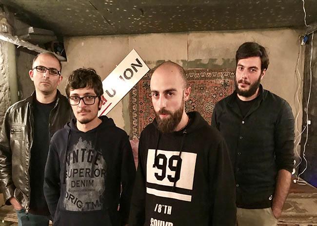 «Clocker» ռոք խումբ