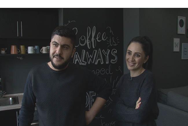 Սոնա Աբրահամյան, Դավիթ Միրոյան