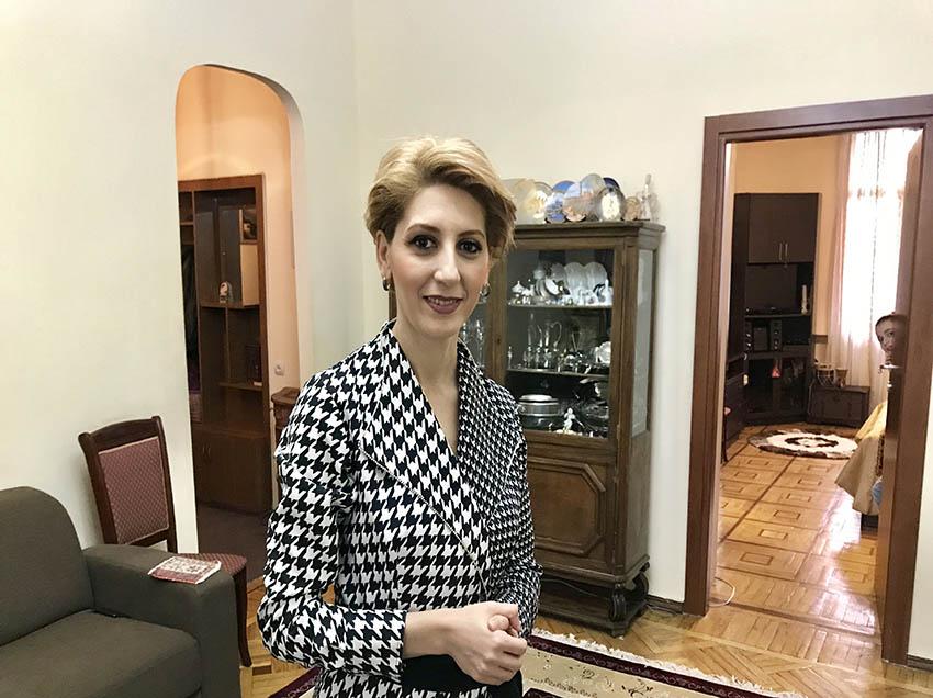 Մարիամ Մանուկյան