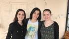 Սոֆյա Խաչատրյան, Էլինա Մելիքյան, Անահիտ Հակոբյան