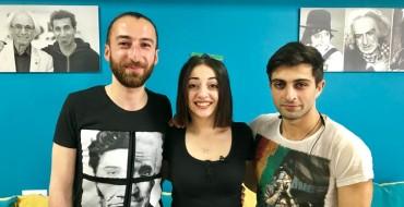 Ջեմմա Ադամյան, Արսեն Սաղաթելյան, Արսեն Միքայելյան, Լյուդվիգ Հարությունյան