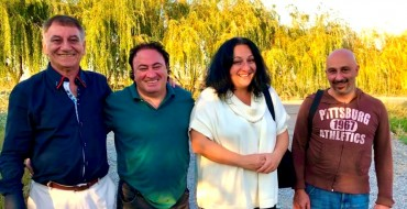 Ա. Եդիգարյան, Ա. Հակոբյան, Ս. Ապիկյան, Ս. Եսայան