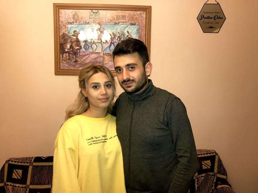 Վահան Միրաքյան, Ռուզաննա Մանուչարյան