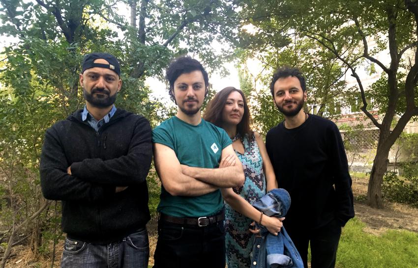 «Նեմրա» ռոք խումբ,Վան,Վասպուր Եղիազարյան,Մարեկ Զաբորսկի,Մարիաննա Կարակեյան