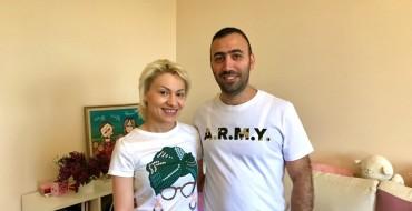 Արփի, Ալբերտ Հովհաննիսյան